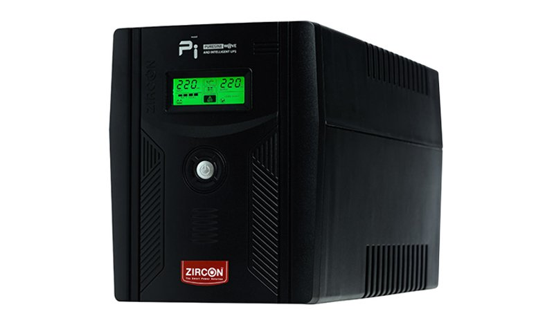 ZIRCON UPS PI 1500 (1500VA/1050W)