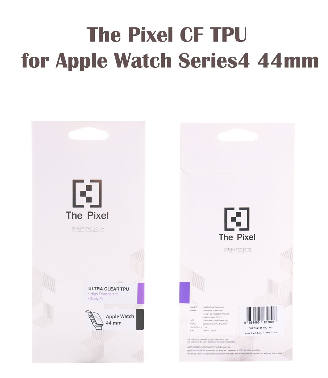 Film The Pixel CF TPU for Apple Watch Series4 44mm