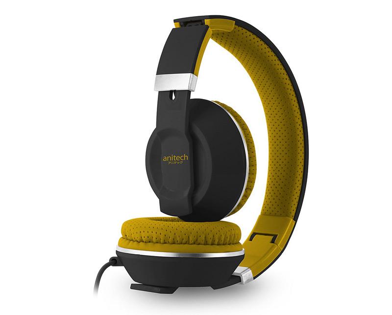 Anitech Headphone AK60 Black