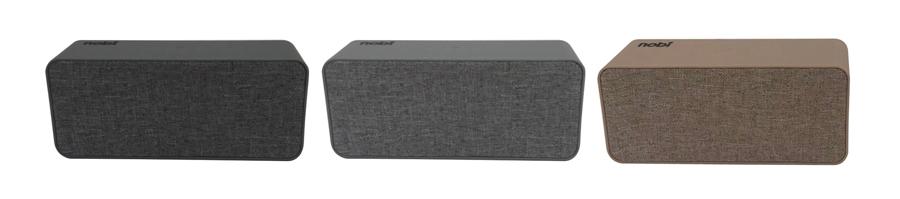 ซื้อ ลำโพง Nobi Speaker Bluetooth NB03-GY Grey ลำโพงพกพา, ลำโพงบลูทูธ, ลำโพง Anitech, ลำโพง Bluetooth, ราคาพิเศษ พร้อมโปรโมชั่นลดราคา ส่งฟรี ส่งเร็ว ทั่วไทย เฉพาะที่ www.bananastore.com