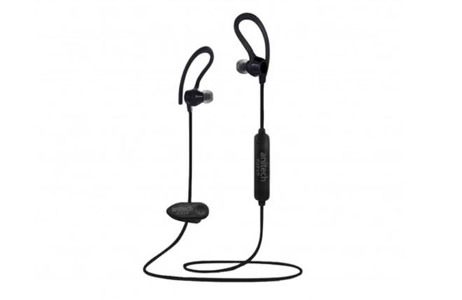 Anitech Bluetooth Earphone E33B Black