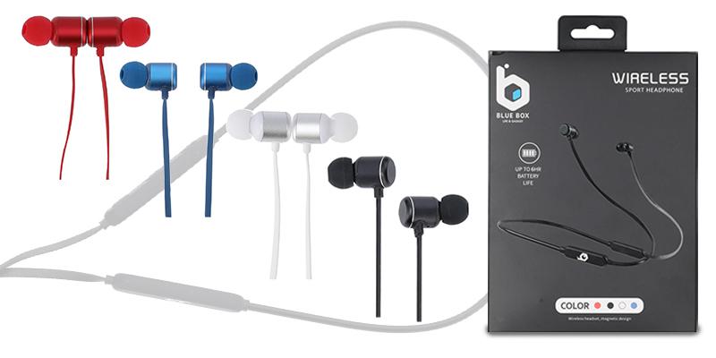 Blue Box In-Ear Wireless EE001