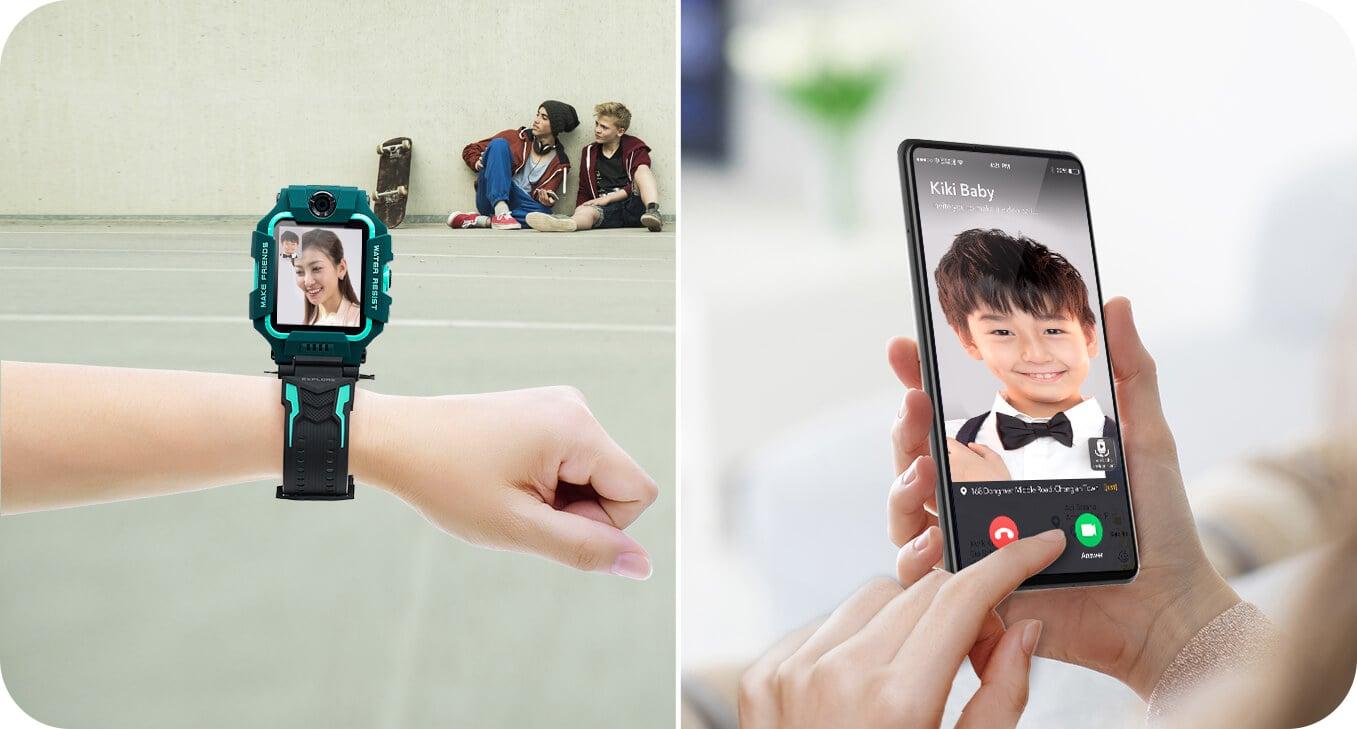 imoo Smartwatch Watch Phone Z6 Green