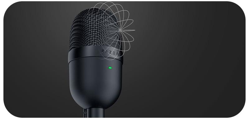 Razer Gaming Microphone Seiren Mini Ultra Compact