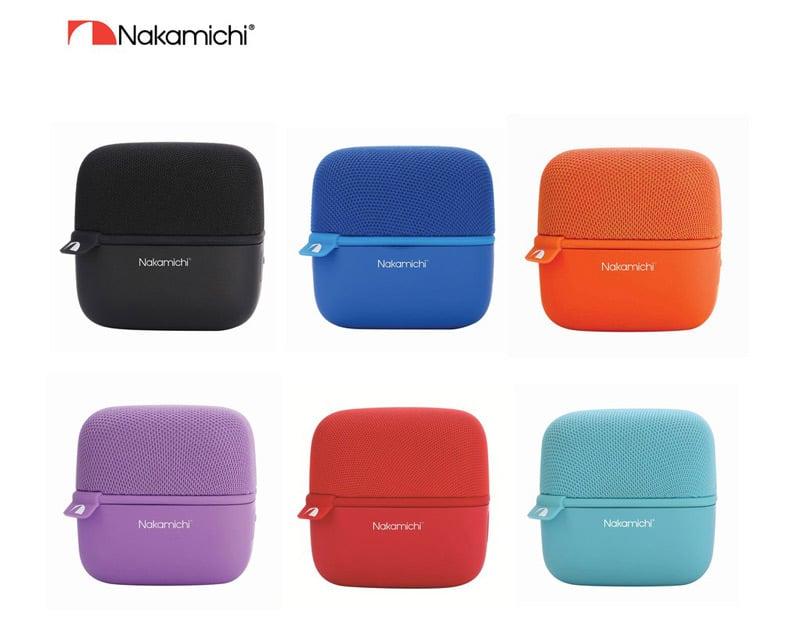 Nakamichi Bluetooth Speaker TWS3 Cube Black