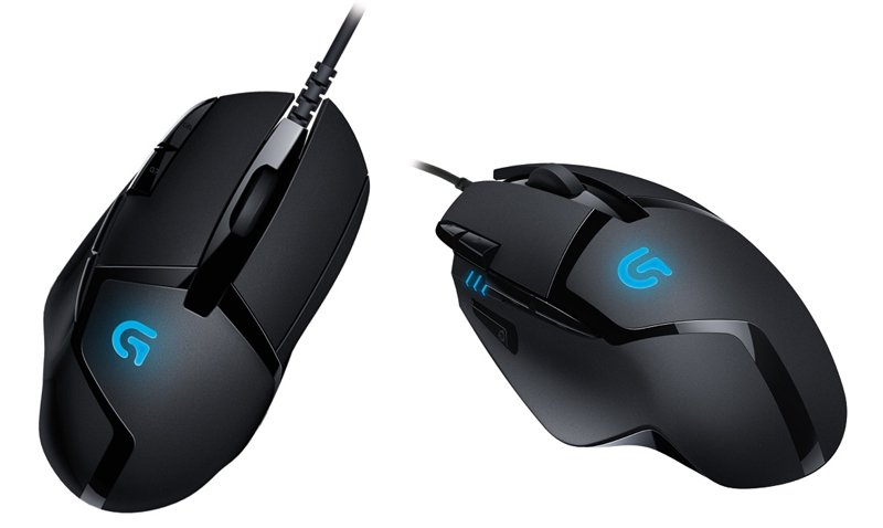 Logitech Gaming Mouse Hyperion Fury FPS G402