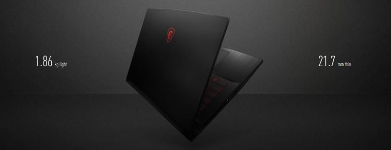 MSI Notebook GF63 Thin