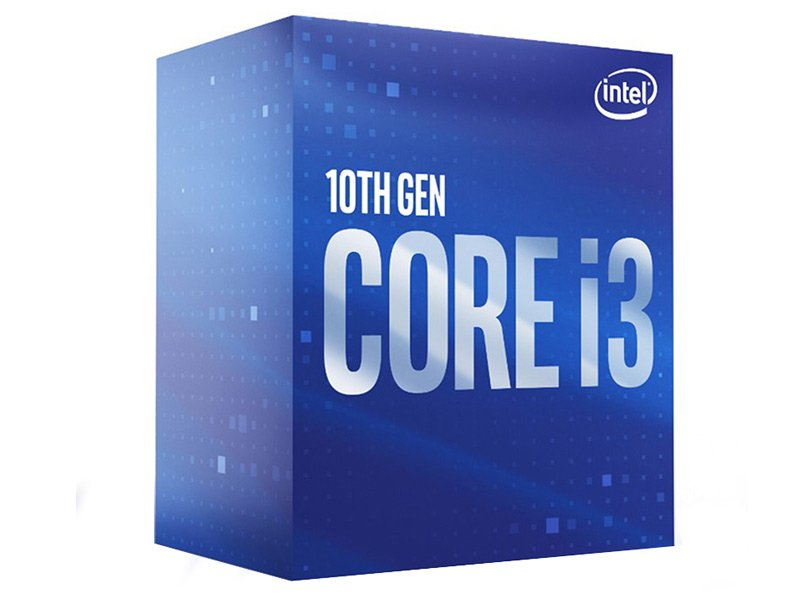 Intel CPU Core i3-10100 3.6 GHz 4C/8T LGA1200