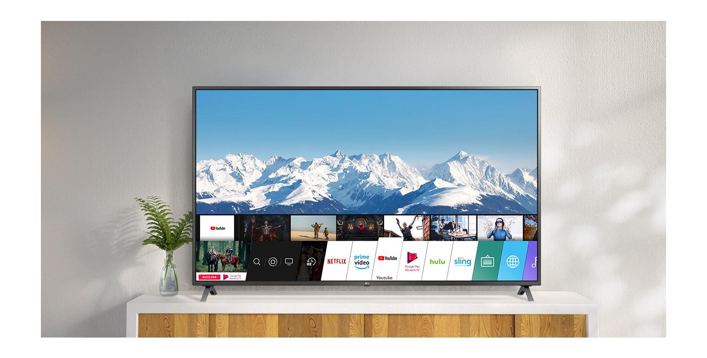 LG Smart TV 70UN7300PTC