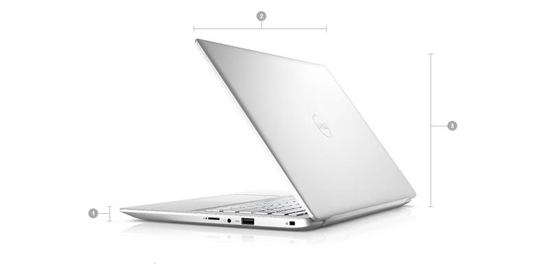 Dell Notebook INSPIRON 5490-W56605327PTHW10 Purple