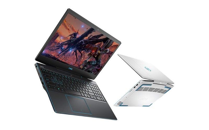 Dell Notebook Inspiron G3-W56637200THW10 Black