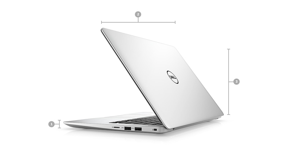 Dell Notebook 5370-W566851005PTH-PK-U