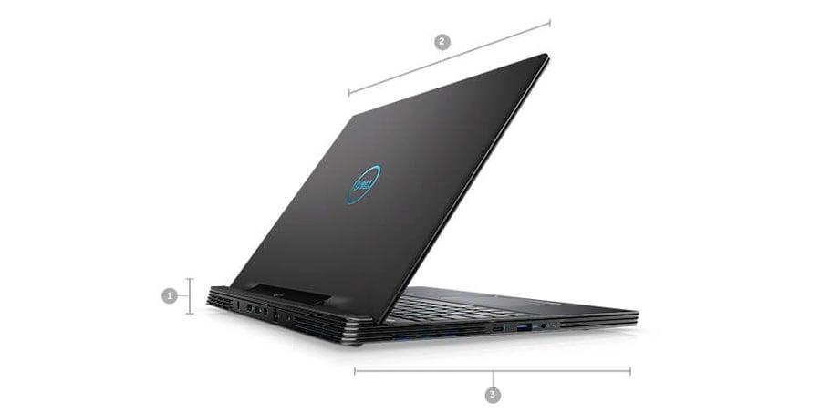 Dell Notebook G7-W56701527033PTHW10-Gr