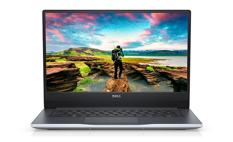 Dell Notebook 7472-W56795261RTHW10-Gy