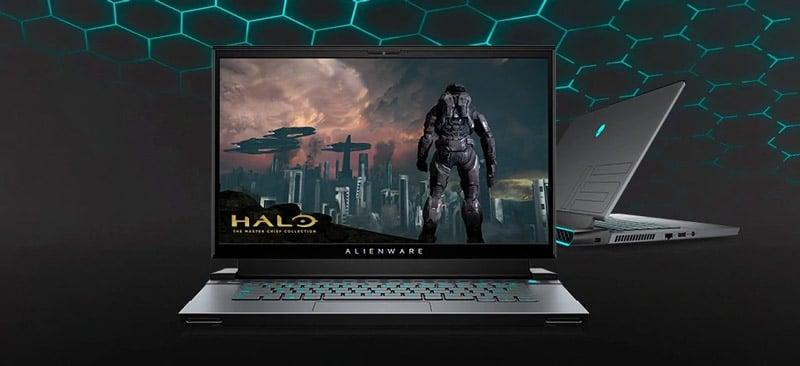 Dell Notebook Alienware M15 R3-W56911001THW10 Black