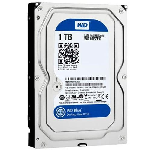 WD HDD PC 1TB/7200 SATA III 64MB Blue 3Y