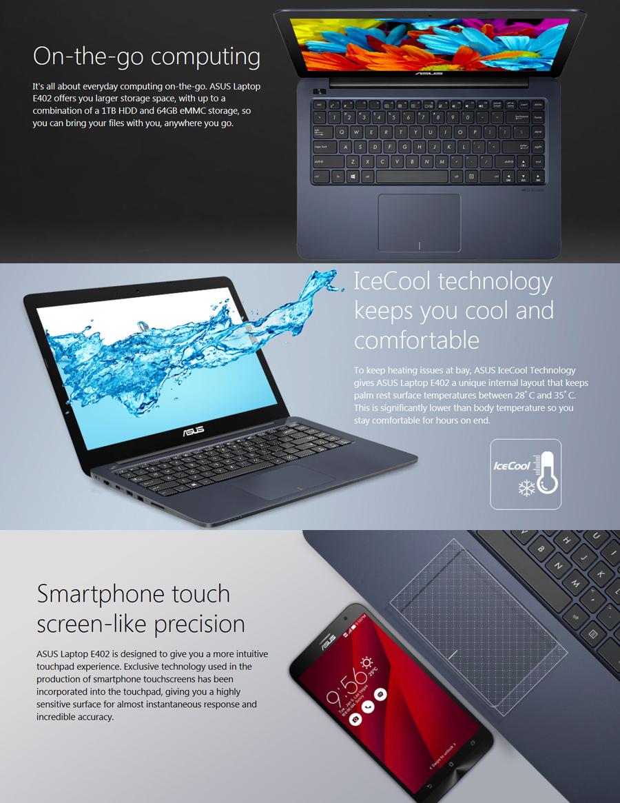 ซื้อ โน้ตบุ๊ค Asus Notebook Vivobook E402WA-GA020T (W) โน้ตบุ๊ครุ่นสุดคุ้ม, โน้ตบุ๊คเล่นเกมส์, โน้ตบุ๊คทำกราฟิก, โน้ตบุ๊คน้ำหนักเบา, โน้ตบุ๊คตัดต่อวิดีโอ, โน้ตบุ๊คใช้งานออฟฟิศ, โน้ตบุ๊คใช้ทำเว็บไซต์, โน้ตบุ๊คสำหรับเด็ก, โน้ตบุ๊คราคาถูก, โน้ตบุ๊คลดราคา, โน้ตบุ๊ครุ่นใหม่, โน้ตบุ๊คการ์ดจอแยก, โน้ตบุ๊คกล้องชัด, โน้ตบุ๊คขนาดเล็ก, โน๊ตบุ้คขายดี, โน้ตบุ๊คบางเบา, โน้ตบุ๊คนักเรียน, โน้ตบุ๊คน่าสนใจ, โน้ตบุ๊คสเปกสูง, โน้ตบุ๊คสำหรับนักศึกษา, โน้ตบุ๊ค Windows 10, แล็ปท็อป ราคาพิเศษ พร้อมโปรโมชั่นลดราคา ส่งฟรี ส่งเร็ว ทั่วไทย เฉพาะที่ www.bananastore.com