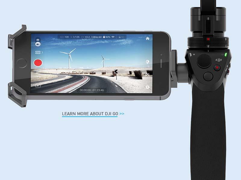 ซื้อ อุปกรณ์ถ่ายภาพยนตร์เสริมแบบมือถือ DJI OSMO (Include 2 battery) , อุปกรณ์เสริมมือถือ, อุปกรณ์ถ่ายภาพเคลื่อนไหว, อุปกรณ์ถ่ายภาพยนตร์, อุปกรณ์ถ่ายหนัง, Osmo, Gimbal, Moving selfies, ไม้เซลฟี่ ราคาพิเศษ พร้อมโปรโมชั่นลดราคา ส่งฟรี ส่งเร็ว ทั่วไทย