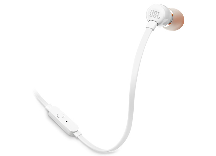 JBL Inear with Mic. T110 White