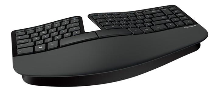 Microsoft Keyboard + Mouse Sculpt Ergonomic Desktop (MCS-L5V-00026)