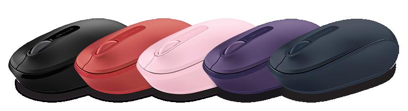 Microsoft Mouse,WirelessMobile,MBI 1850,Mouse Wireless,Mouse ราคาถูก,Mouse ไร้สาย,Mouse Windows®