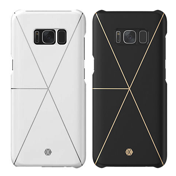 cheap for discount 1ac7d 11ed1 Samsung Accessory Galaxy S8 EXO Cover White